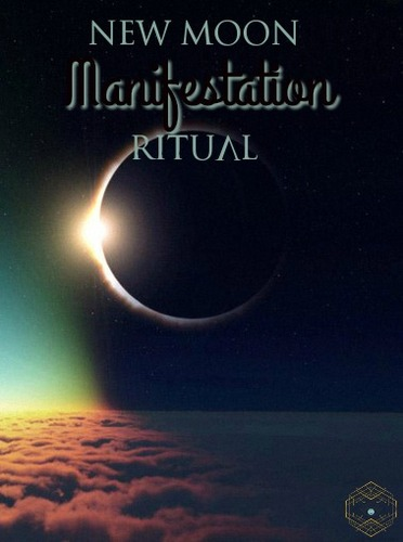 New Moon Manifestation Ritual | Learn It Live Spirituality ...